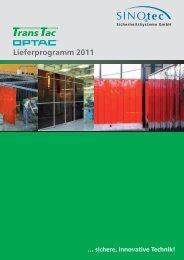 Lieferprogramm 2011