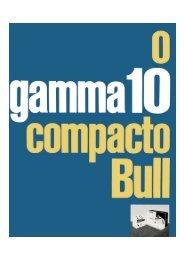 O gama10 compacto BULL - memTSI
