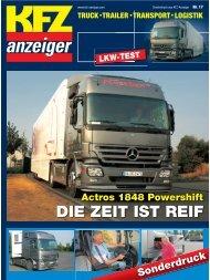 DIE ZEIT IST REIF - Mercedes-Benz Niederlassung Ostsee