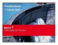 Microsoft PowerPoint - Unternehmenspr\344sentationLetzte Version ...