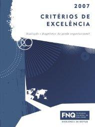 Criterios de excelencia organizacional - ebook - Empreende.org.br