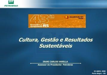Cultura, Gestão e Resultados Sustentáveis - Movimento Brasil ...