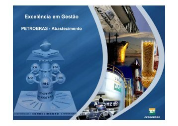 Palestra Petrobras - Movimento Brasil Competitivo