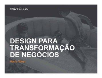 transformação de negócios - Movimento Brasil Competitivo
