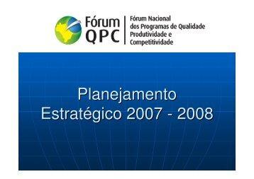 Gestão de Processos - Movimento Brasil Competitivo