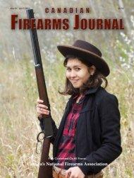 Canada's National Firearms Association: ElECTiON 2011