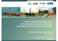 PETROBRAS - Movimento Brasil Competitivo