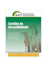 Cartilha de Acessibilidade/ANTT - Faders
