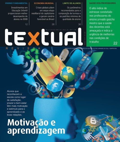 Sinpro - Revista Textual - reimpressao 13-11-12 - Sinpro/RS
