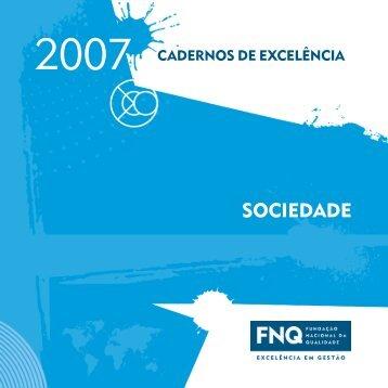 SOCIEDADE - Movimento Brasil Competitivo