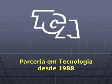 "Marcos Kayser, Empresa TCA Informática Ltda. ""Painel - SEBE | MPE"""
