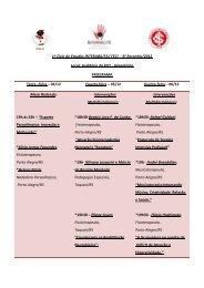 1º Ciclo de Estudos INTERABILITA/ FECI – 3º Encontro ... - Faders