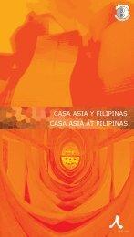 CASA ASIA Y FILIPINAS CASA ASIA AT PILIPINAS