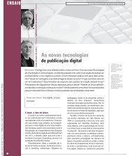 NOVAS TECNOLOGIAS de publicação digital - Sinpro/RS