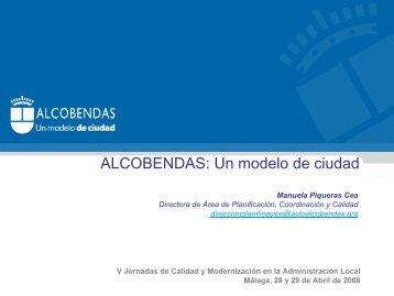 ALCOBENDAS: Un modelo de ciudad - Calidad