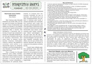 Edição ANO 2 - VOL84 - 25/NOV 2010 - Projeto Apoema