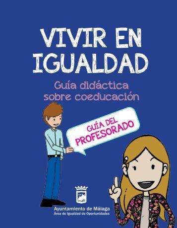 Cuaderno Profesorado - Ayuntamiento de Málaga