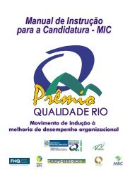 MIC - Movimento Brasil Competitivo