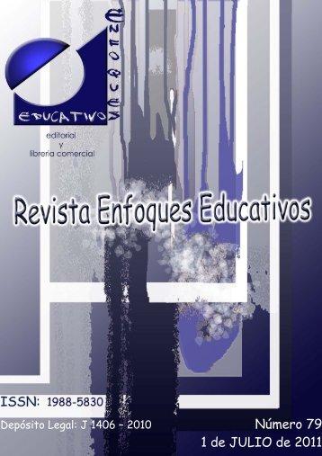 Nº79 01/07/2011 - enfoqueseducativos.es