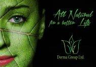 Derma Group - All Natural Life