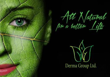 Derma Group - All Natural Life