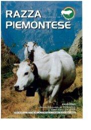 Page 1 Page 2 Razza Piemontese Periodico cli informazioni ...