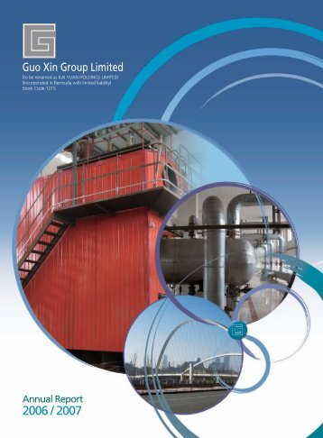 Annual Report 2006/2007 - Kai Yuan Holdings Limited
