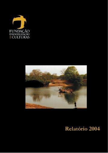 Relatório de Actividades 2004 - FEC