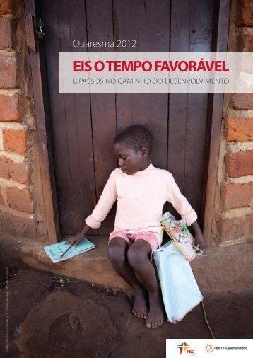 Percurso para a Quaresma 2012 - FEC