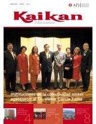 Nº 12 Mayo - Asociación Peruano Japonesa