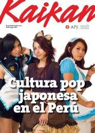 Kaikan N° 61 - Noviembre 2011 - Asociación Peruano Japonesa