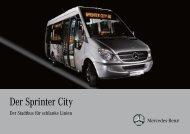 Der Sprinter City