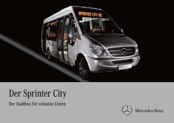 Der Sprinter City
