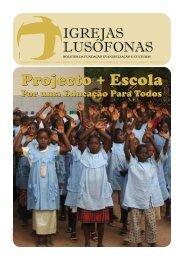 Projecto + Escola Projecto + Escola - FEC