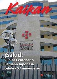Kaikan N° 52 - Diciembre 2010 - Asociación Peruano Japonesa