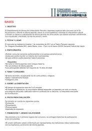 bases concurso panamericano oratoria3 - Asociación Peruano ...
