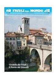 Cividale del Friuli Il Ponte del Diavolo - Ente Friuli nel Mondo