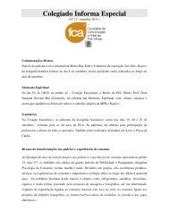Colegiado Informa Especial - PUC Minas