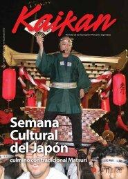 Kaikan N° 51 - Noviembre 2010 - Asociación Peruano Japonesa