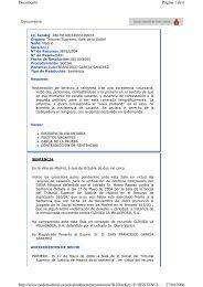 Página 1 de 6 Documento 27/04/2006 http://www.poderjudicial.es ...