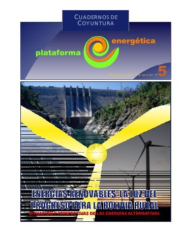 Energías Alternativas - Plataforma Energética