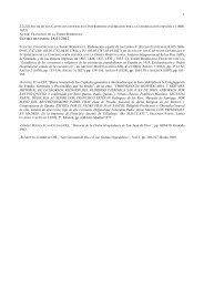 2.2.2.elencos de los capítulos generales e intermedios celebrados ...