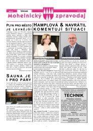 Mohelnický zpravodaj březen 2013 - Město Mohelnice