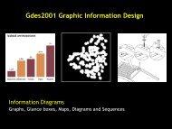 Artd2003 Graphic Information Design Gdes2001 Graphic ...