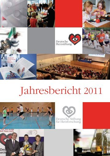 Forschungsprojekte der DSHF 1998 bis 2011 - Deutsche ...