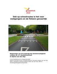 Rapportage Verkeersenquête JP Sweelinckschool