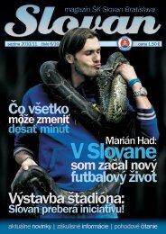 Slovan 06/2010 - UNA creative