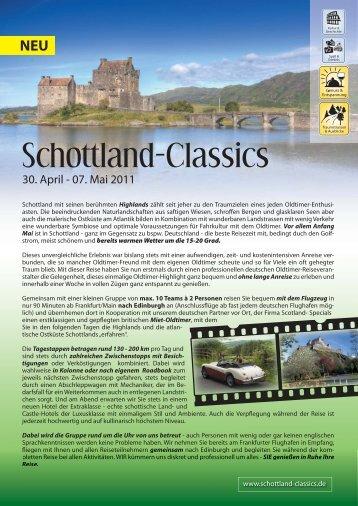 Edinburgh - Schottland-Classics