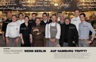 was passiert, wenn berlin auf hamburg trifft? - Gutsküche