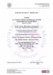 stáhnout - Moravská vysoká škola Olomouc